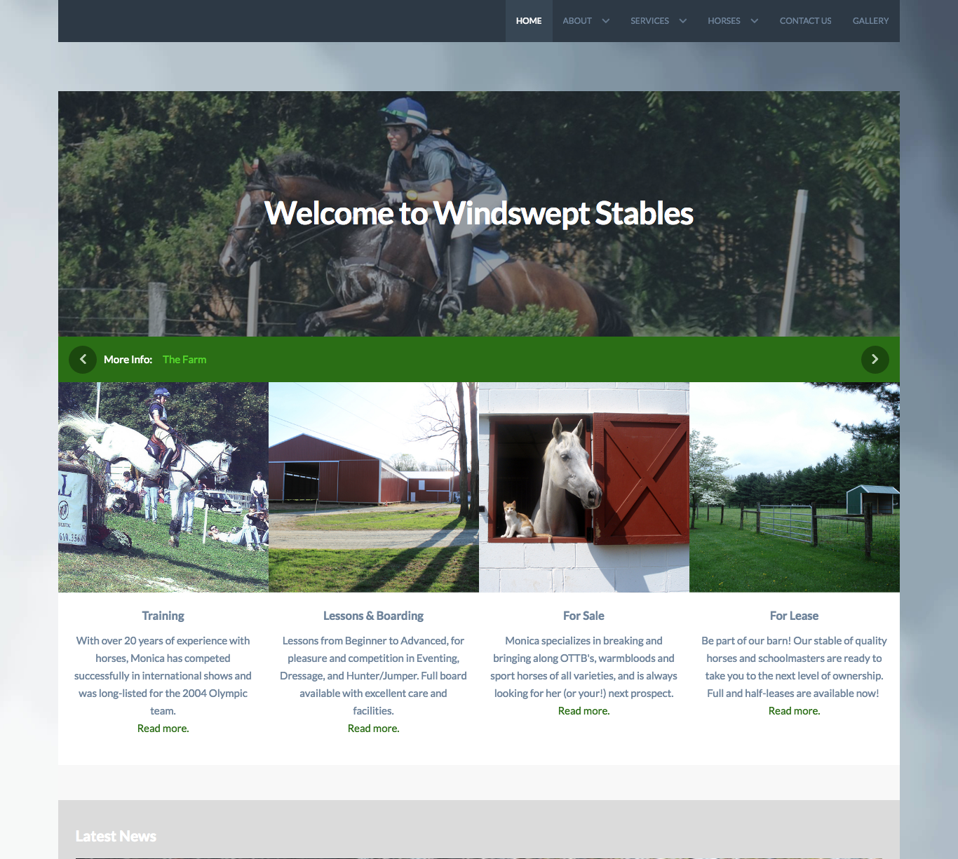 Windswept Stables